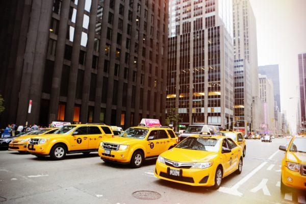 Compañía de taxis