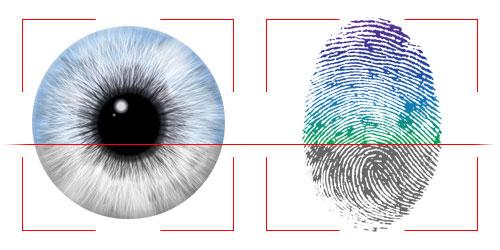Escáneres de Iris vs. Lectores Dactilares